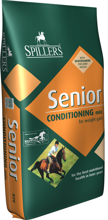Spillers Senior conditioning mix